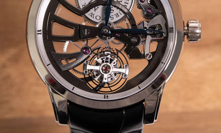 Watch parts in focus: Balance wheel