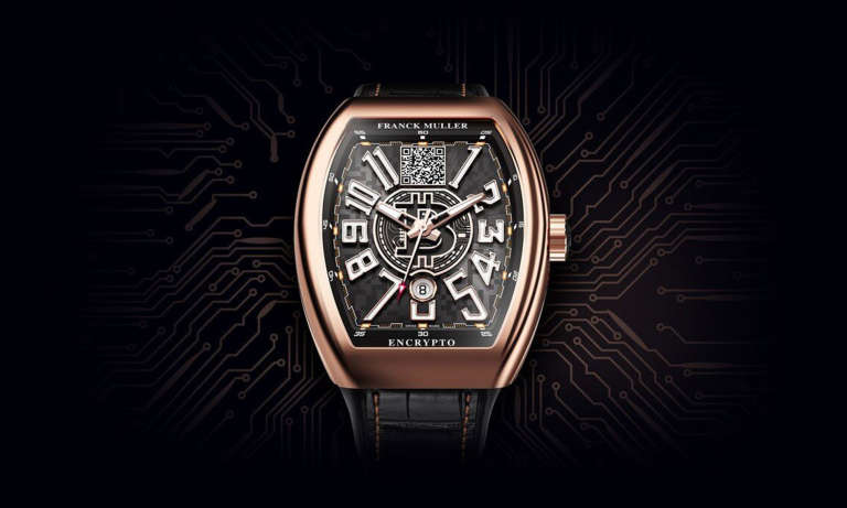 Bitcoin Watches: When Luxury Watches Meet Cryptocurrency