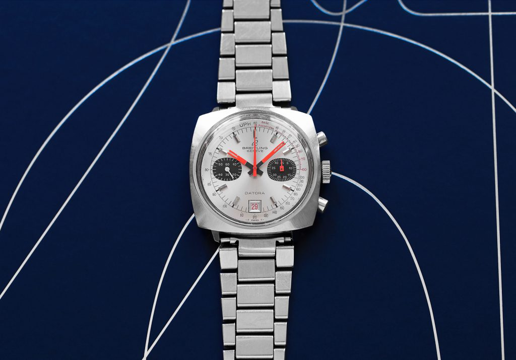 Breitling Vintage Uhr