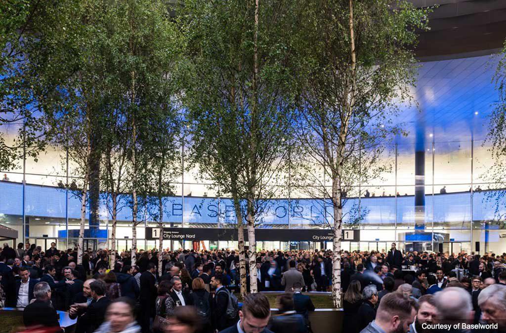 Baselworld 2018 Atrium