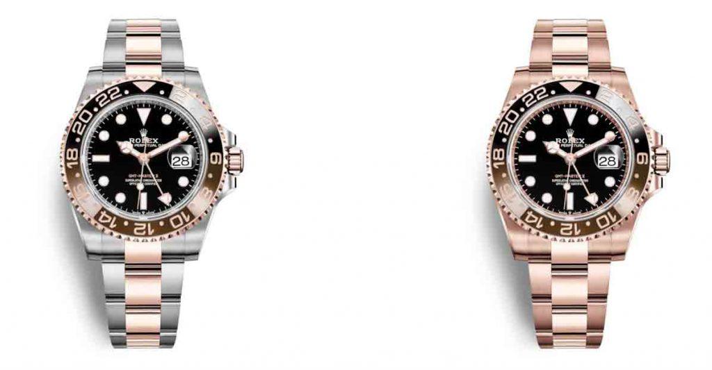 Rolex GMT Master II 126711CHNR and 126715CHNR - Manuel Lütgens