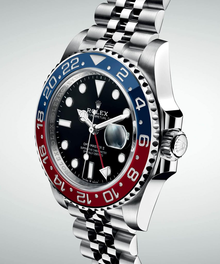 GMT Master II 126710BLRO - Full watch