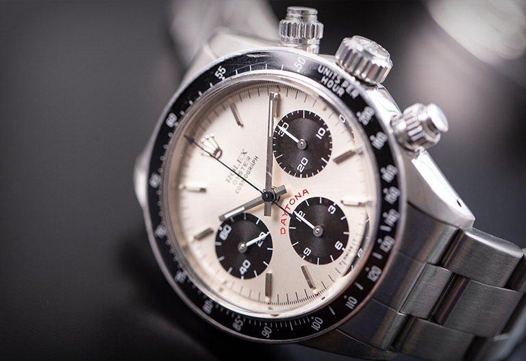 Rolex-Daytona 6263 - The actor Paul Newman owned one of the BIG RED Daytonas