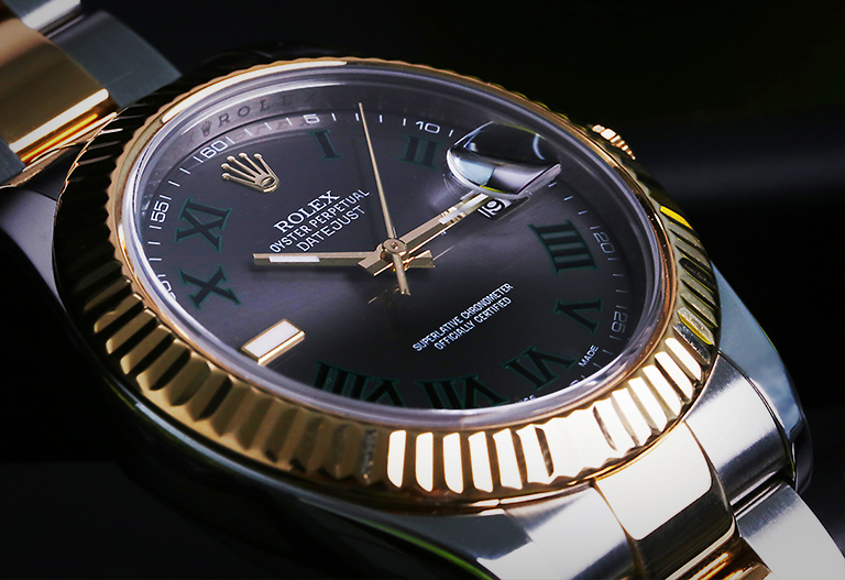 Rolex Datejust II 116333 41mm
