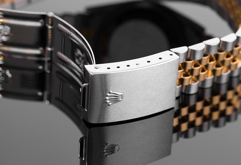 Rolex Datejust Jubilee bi-color