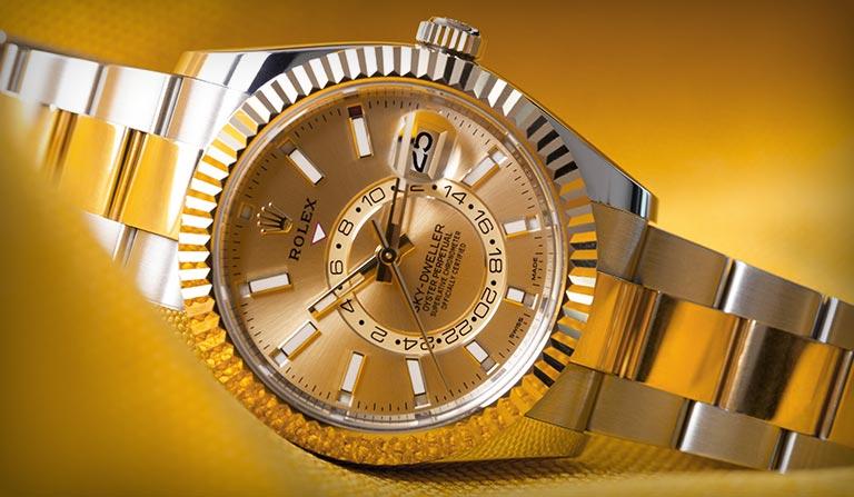 Rolex Sky Dweller 326933