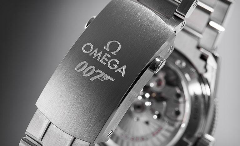 Fermoir de la montre OMEGA SEAMASTER 300 M 2226.80.00 - 007