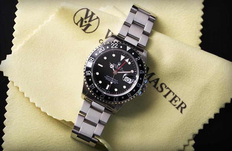 Rolex GMT Master II 16710 Microfibre