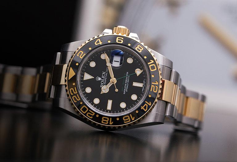 Hans Wilsdorf Rolex GMT-Master II 116713LN