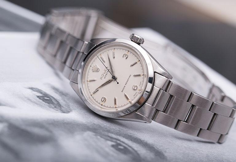 Hans Wilsdorf Rolex Oyster 6246