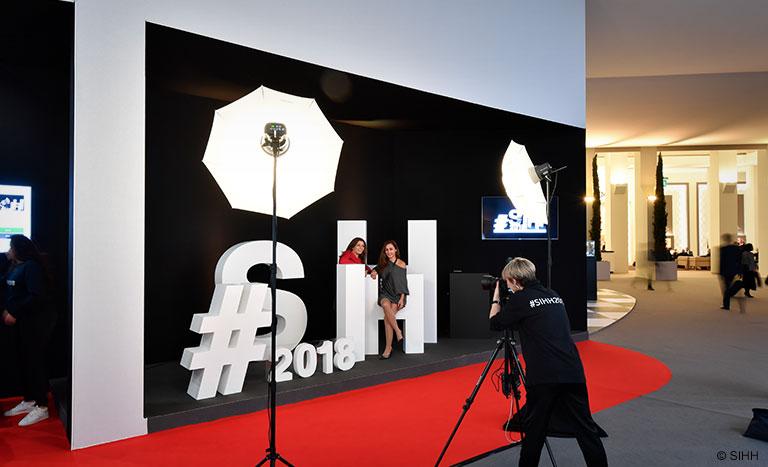 SIHH 2018 - Photobooth
