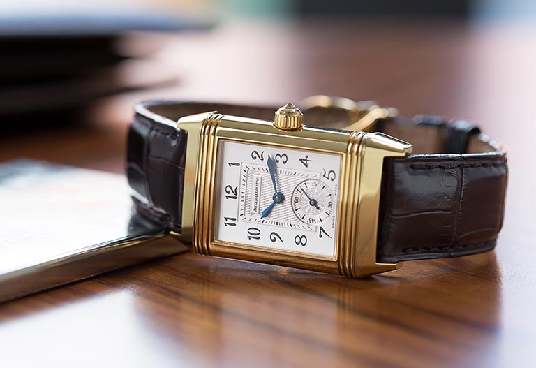 Jaeger LeCoultre Reverso Duetto 256.1.75