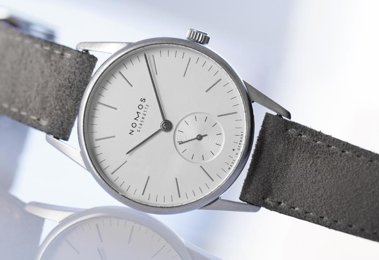 Production horlogère durable - Nomos Glashütte 324