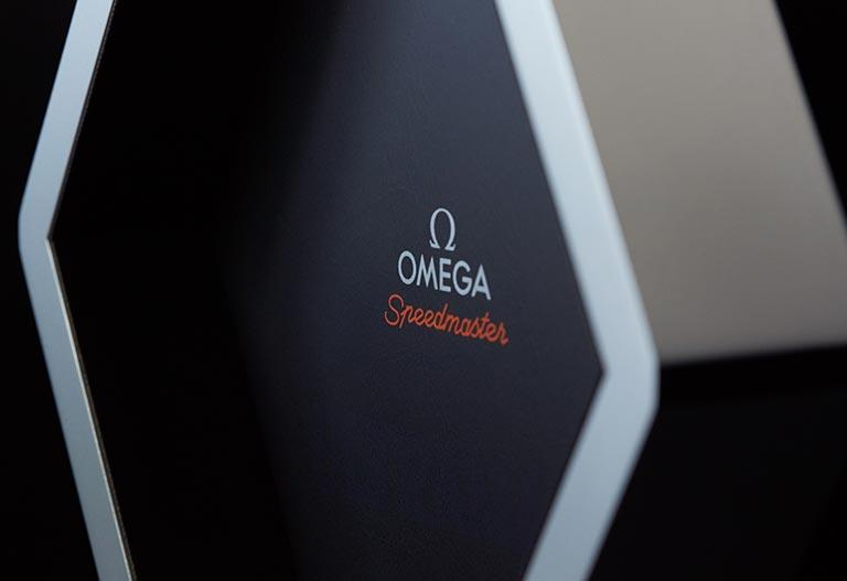 The Omega Box for the Omega Speedmaster