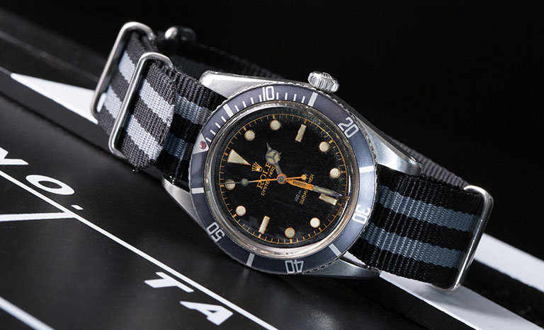 Rolex Submariner Bond