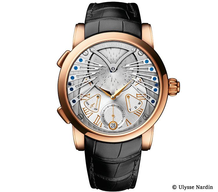 Ulysse Nardin Classico Stranger 6902-125/VIV watch