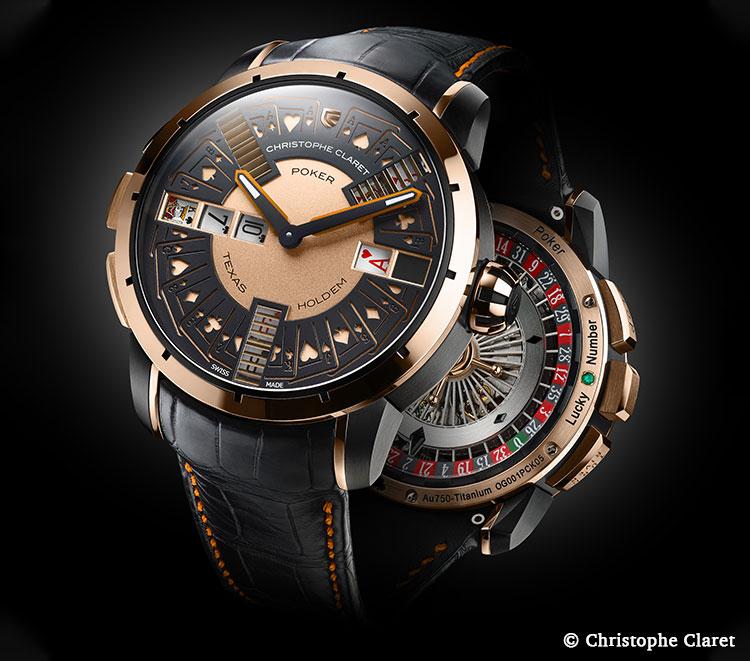 Christophe Claret Poker MTR.PCK05.021-040 watch