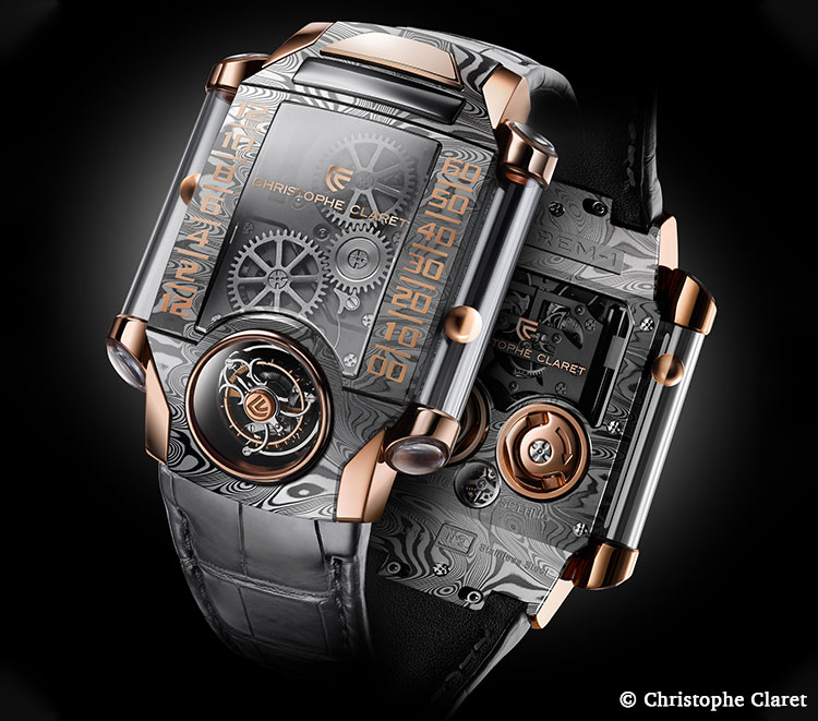 Christophe Claret X-Trem-1 MTR.FLY11.160-168 watch