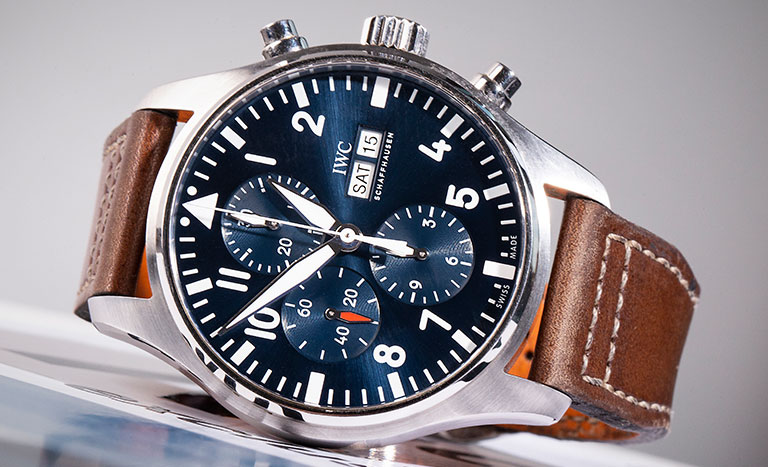 IWC Pilots Chronograph Limited Edition Petit Prince IW377714