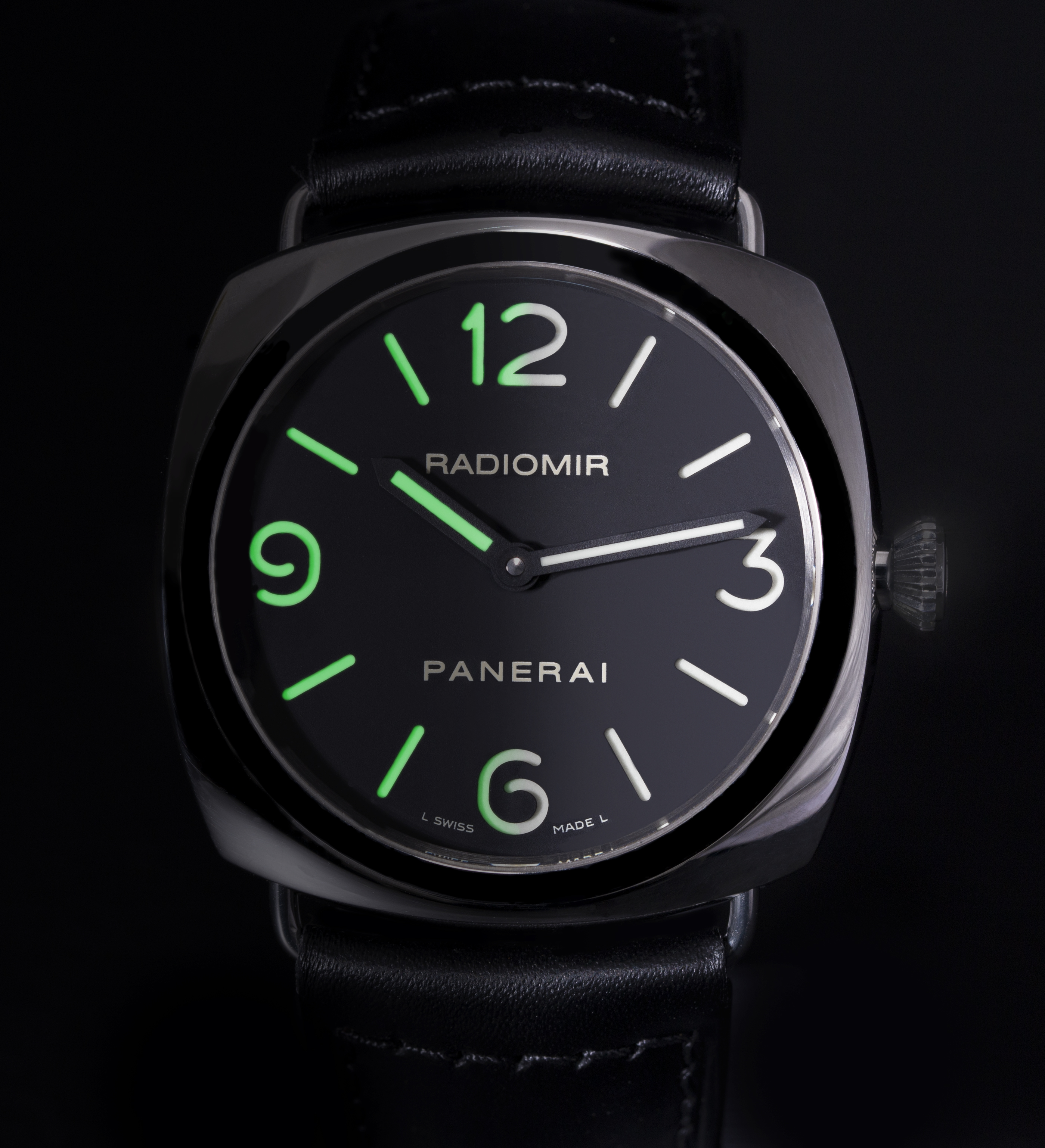 PANERAI RADIOMIR MANUAL PAM00210