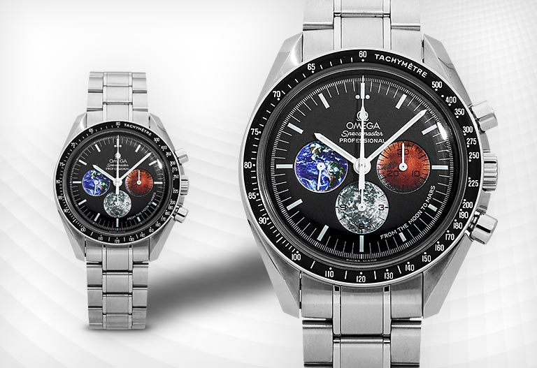 Omega Speedmaster from Moon to Mars Edition 3577.50.00