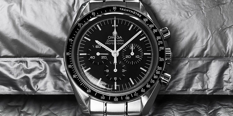 Omega - Speedmaster Moonwatch