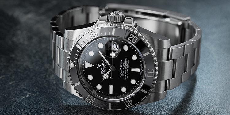 Rolex Submariner - 116610 LN