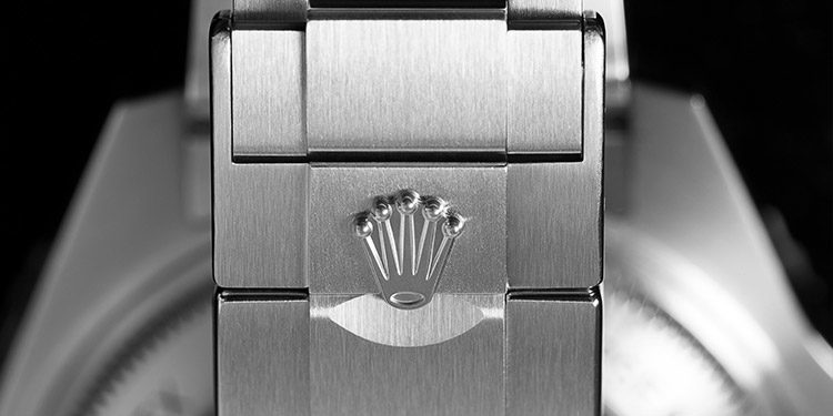 Rolex - Oyster Clasp