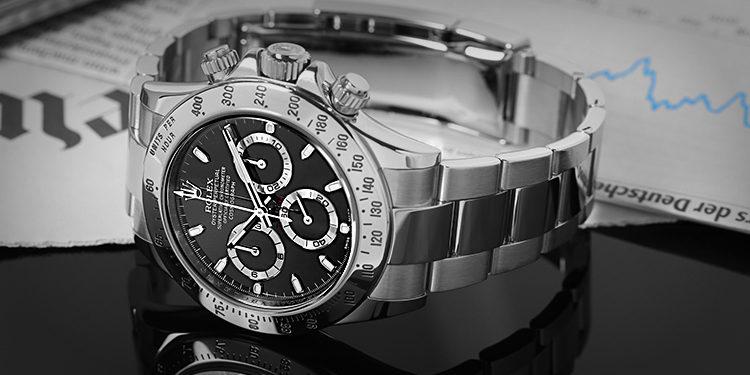 La montre Rolex Cosmograph Daytona 116520