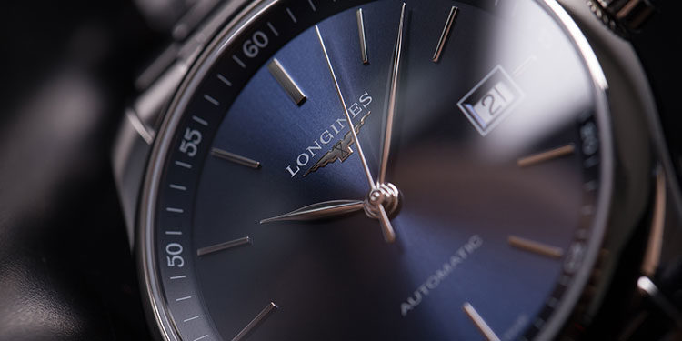 Dial of the Longines Master Collection L27934926
