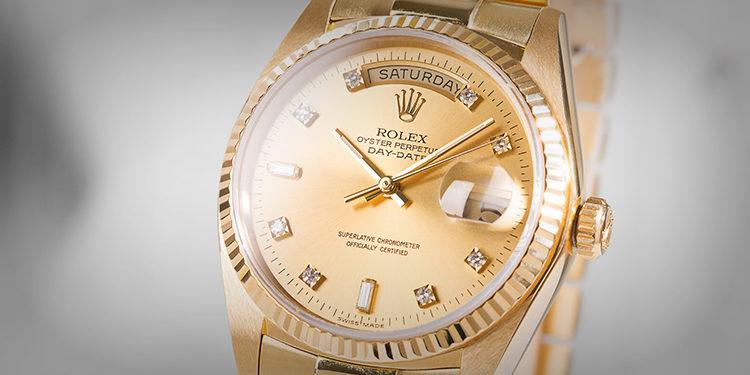 Rolex Day-Date dor