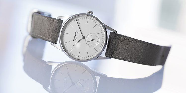 Nomos Glashuette Orion 33 reference 322