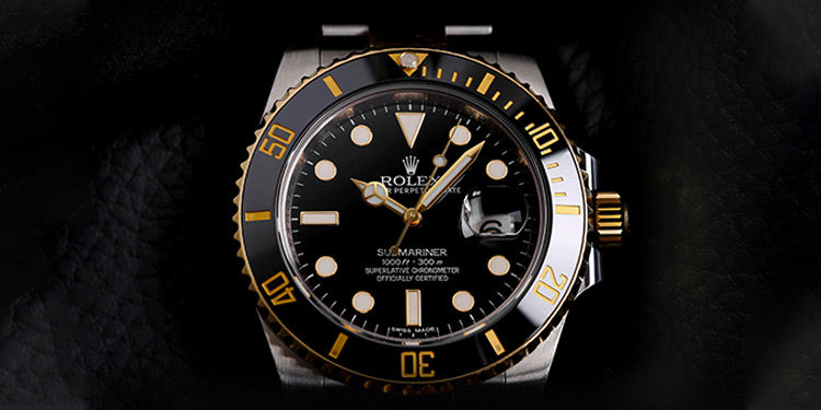 Rolex Submariner 116613LN watch