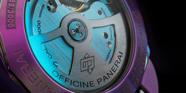 Officine Panerai - Movement