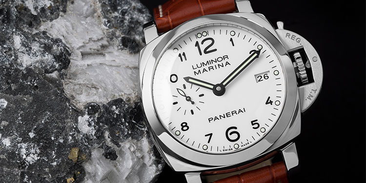 Officine Panerai - Luminor Marina