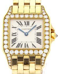Cartier Santos Demoiselle WF9002Y7