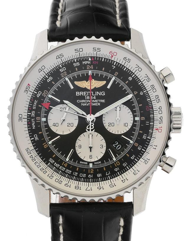 Breitling Navitimer GMT AB044121.BD24.760P.A20BA.1