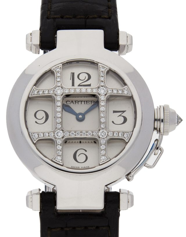 Cartier Pasha WJ11932G