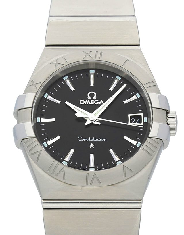 Omega Constellation Quartz 123.10.35.60.01.001