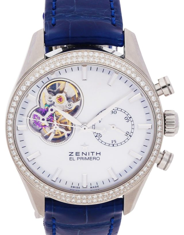 Zenith Zenith El Primero Chronomaster Lady 16.2150.4062/81.C754