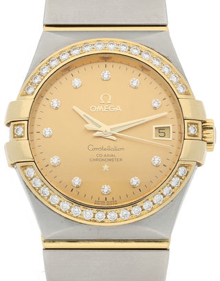 Omega Constellation 123.25.35.20.58.001