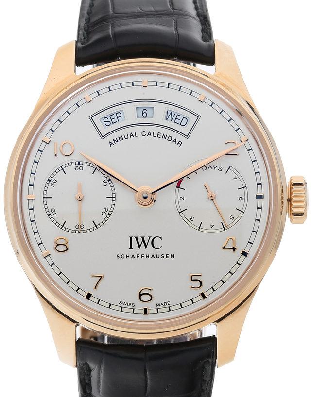 IWC Portuguese Perpetual Calendar IW503504