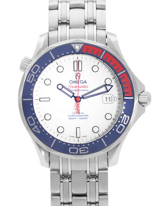 Omega Seamaster 300m Commander's Watch Limited Edition 212.32.41.20.04.001