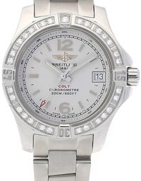 Breitling Colt Lady A7738853.G793.175A