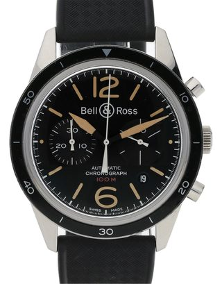Bell and Ross Vintage 126 BRV126-PHANTOM