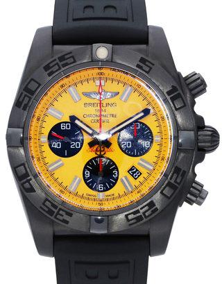 Breitling Chronomat 44 Blacksteel MB0111C3.I531.153S.M20DSA.2