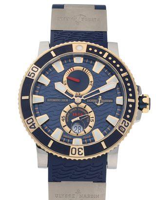 Ulysse Nardin Marine Diver 265-90-3T/93