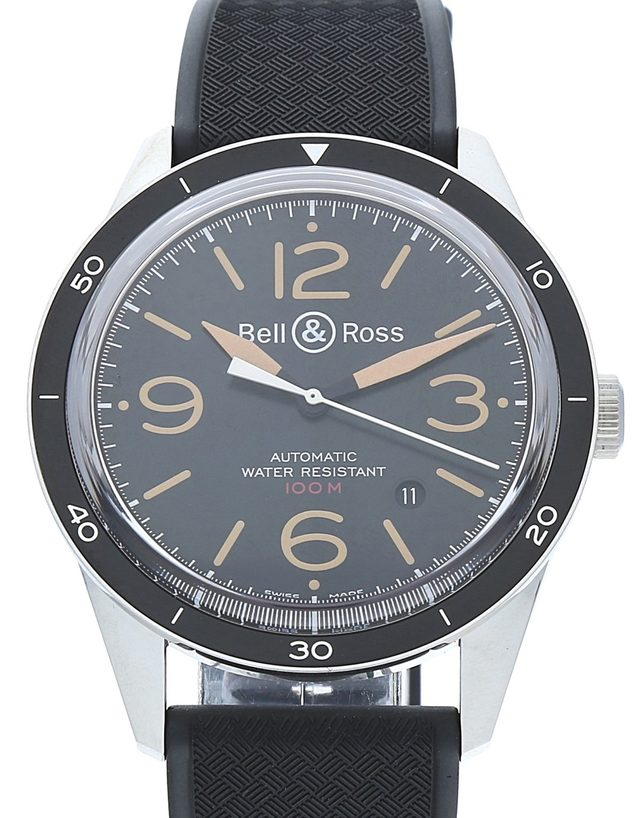 Bell and Ross BR 123 Original Sport Heritage