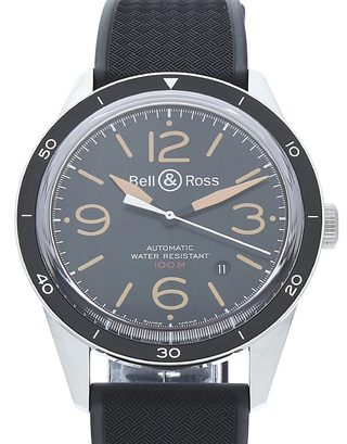 Bell and Ross BR 123 BR123-BL-ST/HER