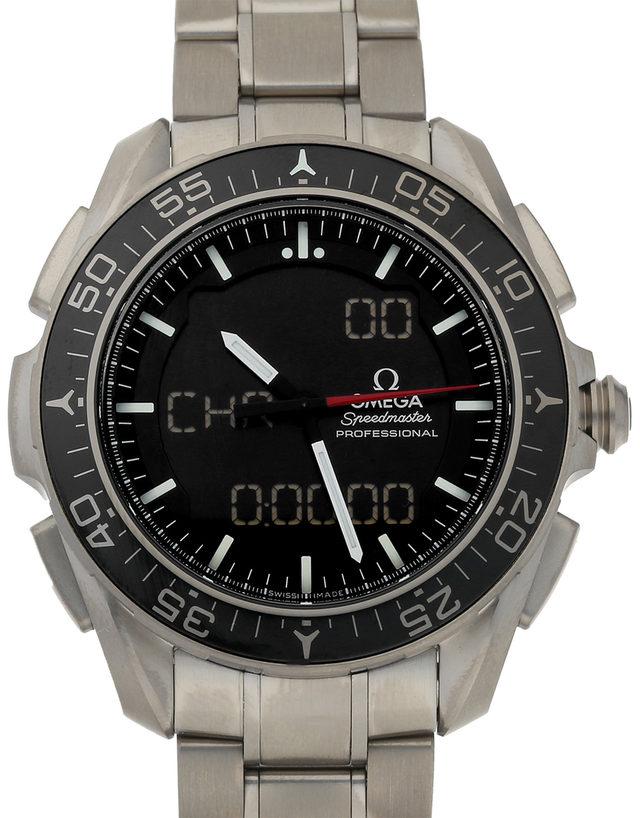 Omega Speedmaster Skywalker X-33 Chronograph 318.90.45.79.01.001